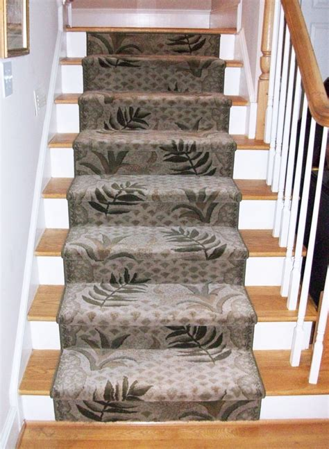 Stair Runner Width Interior Staircase For Home Interior Decoration