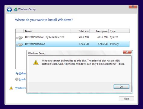 install windows 10 partition clean install of windows 10 fails page 2 windows 10 forums