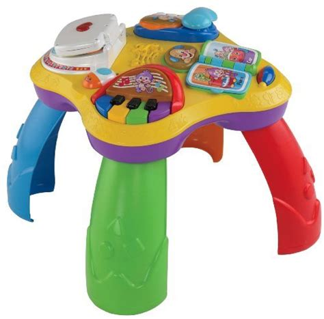 Fisher Price Laugh And Learn Puppy Table by Fisher Price Laugh Learn Puppy And Friends Learning