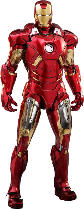 iron man armor mark vii marvel cinematic universe wiki