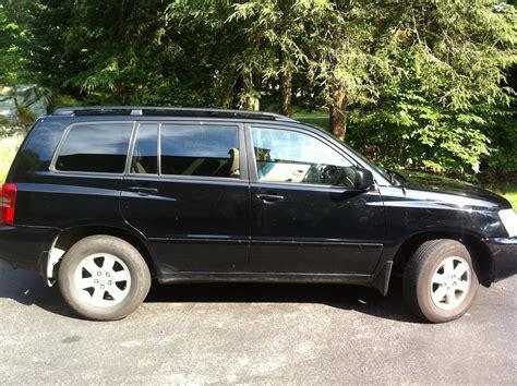 2003 Toyota Highlander 2003 Toyota Highlander Exterior Pictures Cargurus
