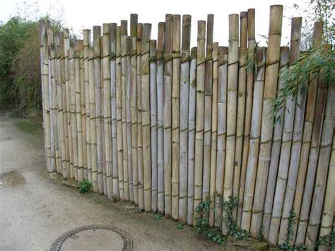 Sichtschutz Für Die Terrasse by Bambus Sichtschutz Baywa Inneneinrichtung Und M 246 Bel