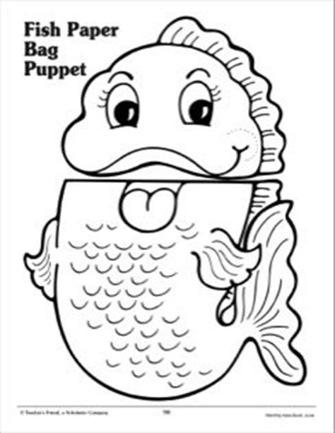 paper bag fish craft 25 best ideas about paper bag puppets on