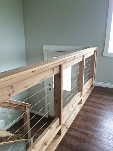 Stair Banister Rail Diy Stair Railing Projects Amp Makeovers Decorating Your