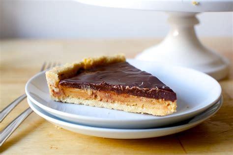 Smitten Kitchen Chocolate Pie by Chocolate Peanut Butter Tart Recipe Dishmaps