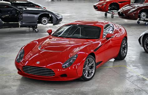 zagato cars the ac 378 gt zagato formerly the perana z one