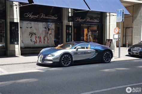 Bugatti Sang Bleu by Bugatti Veyron 16 4 Grand Sport Sang Bleu 14 Septembre