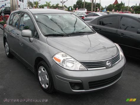 grey nissan versa 2007 nissan versa s in magnetic grey metallic 407767