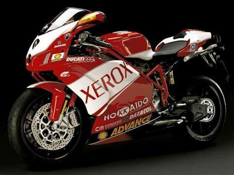 Ducati 999r Fila Aufkleber by Ducati 999r Xerox Replica