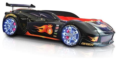 Lamborghini Toddler Bed Lamborghini Race Car Bed Black