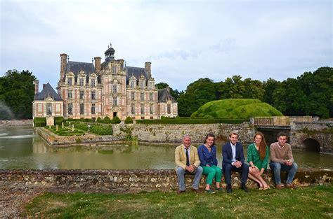 Chateau Home Plans Les Guyot Des Ch 226 Teaux Et Des Id 233 Es