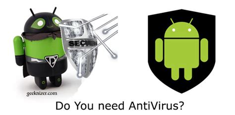 do i need antivirus for android mythbuster do you need antivirus on android