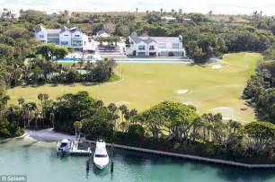 tiger woods house tiger woods 60m florida mansion with running track and golf course daily mail online