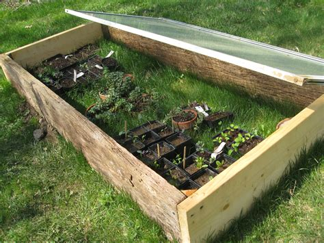 Cold Frame Gardening by Fall Gardening Basics Part 3 Cold Frames South Side