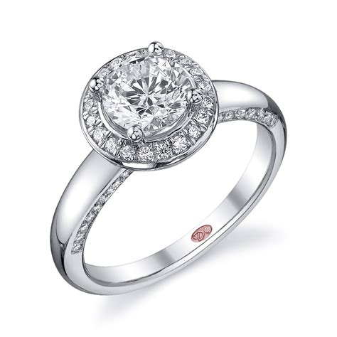 platinum engagement rings near by demarco bridal jewelry