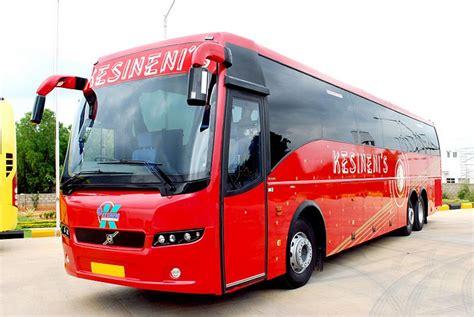 Sleeper Buses From Hyderabad To Bangalore by Kesineni Travels Commences Hyderabad Thiruvananthapuram A