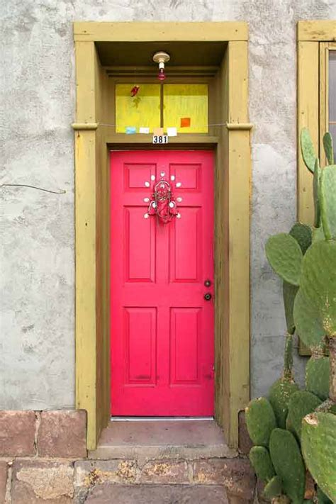colorful door feng shui q a does door color matter the tao of dana