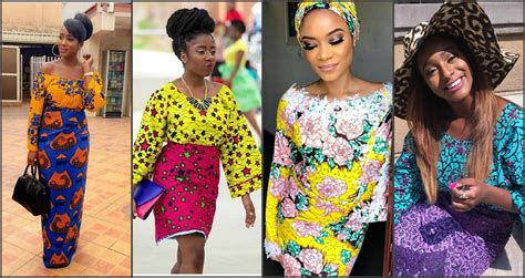 how to tie nigerian wrapper igbo wrapper yoruba style bright and stylish ankara blouse and wrapper styles for