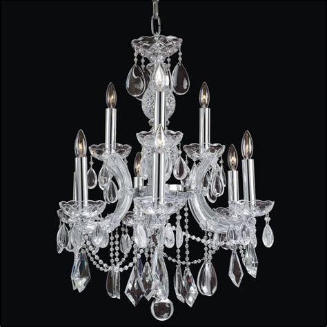theresa chandeliers theresa smooth chandelier theresa
