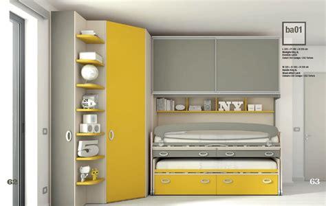 armadietti per camerette misure moduli camerette compact cerca con