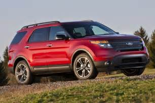 suvs with 3rd row seating 2016 car release date