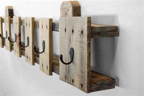 Wooden Coat Racks by Wooden Pallet Coat Rack Ideas Pallet Wood Projects