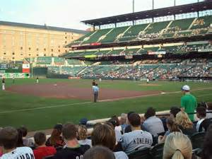 camden yards section 62 oriole park at camden yards section 62 row 8 seat 11