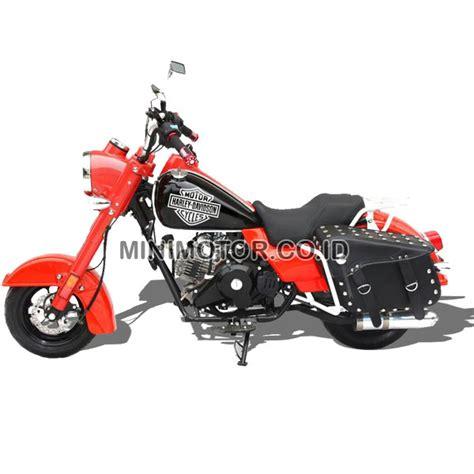 Motor Mini Scooter by Mini Harley Davidson 50cc Mini Motor