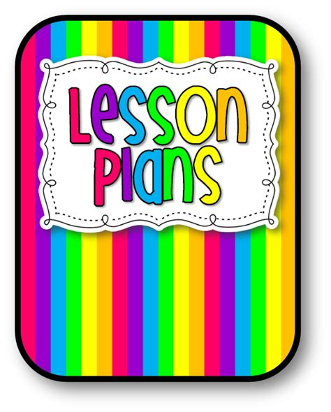 free printable lesson plan cover page pics for gt lesson plan cover page template
