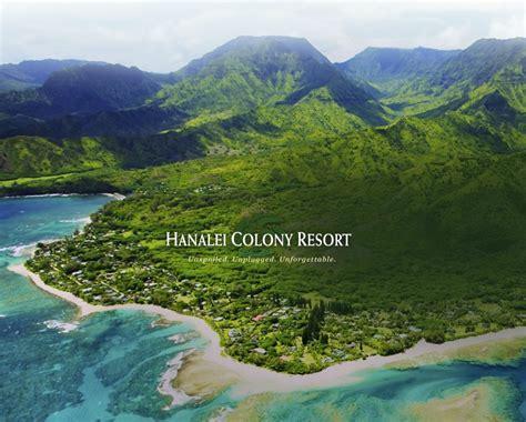 Hanalei Colony Resort Spa ? Kauai Hawaii Resorts