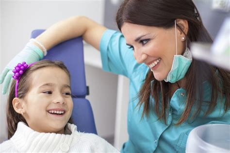Comfortable Chair by Your First Visit To A Sugar Land Dentist For Kids