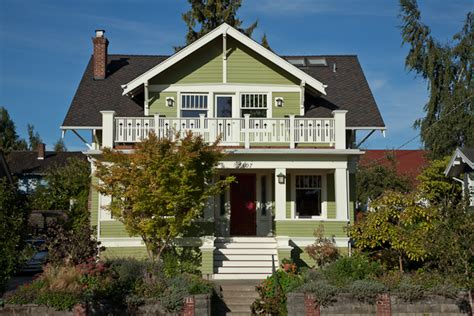 a three story craftsman in seattle more houses for sale restoring period charm to a bungalow in ballard
