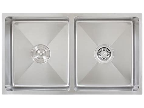 Discount Undermount Kitchen Sinks Discount Kitchen Sinks Ticor S6511 Undermount 16 Tight Radius Stainless Steel Kitchen Sink