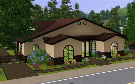 cool sims 3 house designs cool sims 3 house ideas