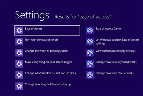unable to access pc settings in windows 8 1 microsoft how to change font size on computer windows 10 how to