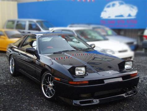 Toyota Supra Performance Specs 1992 Toyota Supra Overview Cargurus