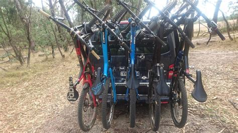 Chion Power Equipment Bike Rack by Testing A 5 Bike Rack