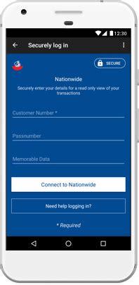 banking logins money dashboard