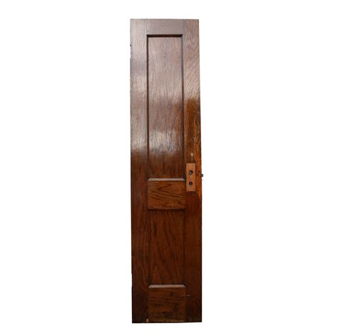 Antique Two Panel Solid Wood 18 Oak Doors Nid23 For Solid Wood Interior Doors For Sale