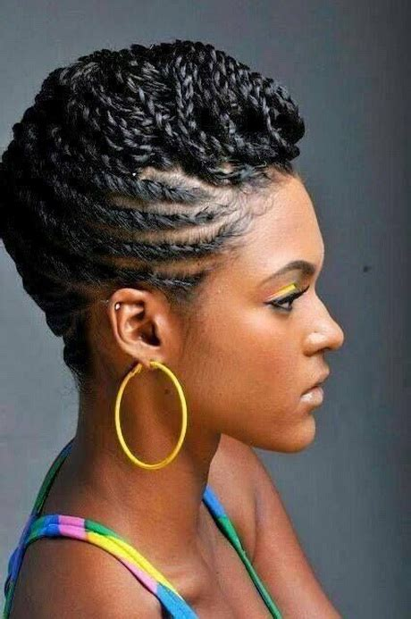 black hairstyles buns 2015 2015 black braided hairstyles