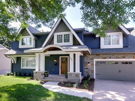 blue house white trim front door exterior on pinterest benjamin moore hale navy and