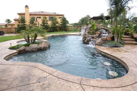 huge backyard pool 100 spectacular backyard swimming pool designs pictures