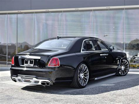 rolls royce black bison foto tuners wald rolls royce ghost black bison kit rolls
