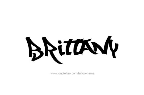 brittany tattoo designs design name 18 png