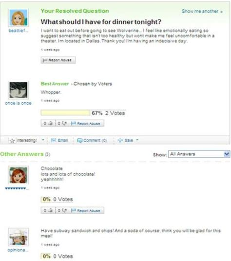 orphan film yahoo answers my new fascination with yahoo answers all about