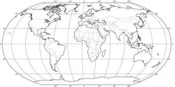World Map Blank by Maps Blank World Map With Countries