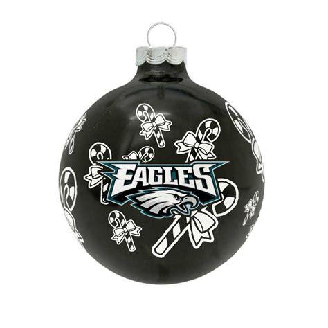 amazon com nfl ornaments philadelphia eagles tree ornaments