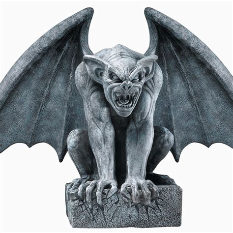 gargoyles love santa claus too the return of the modern