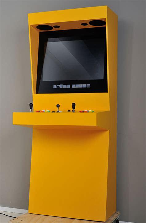 Arcade Cabinet by Retro Space Arcade Cabinets Beautifully Retro