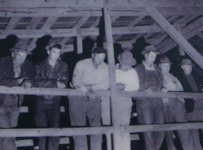 saluda county stockyard and livestock market historical marker